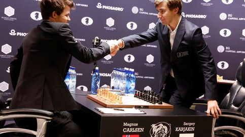 Carlsen y Karjakin firman tablas en la última partida y habrá desempate