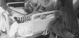Post de Ariana Grande visita las víctimas de Mánchester horas antes de su concierto