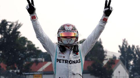 Las mejores imágenes del Gran Premio de México de Fórmula 1