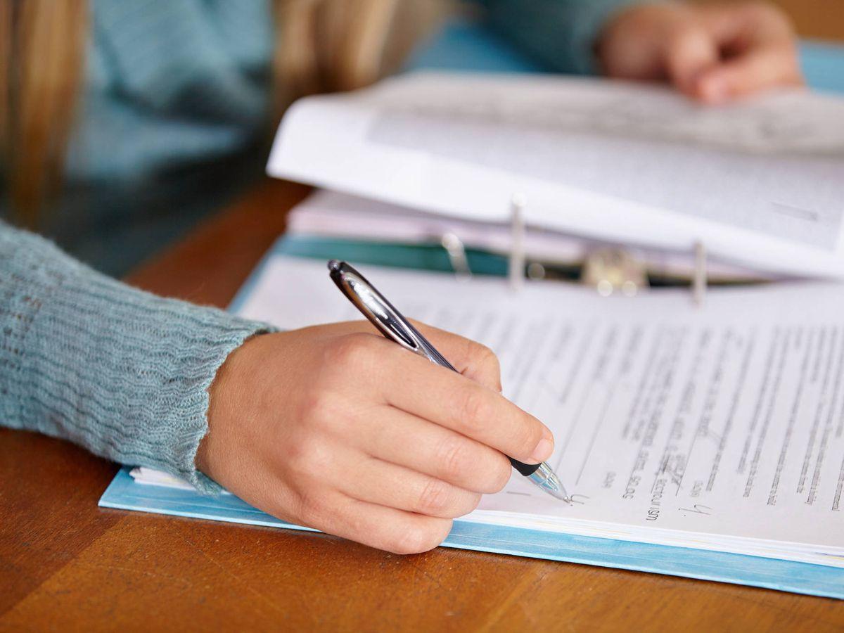 Foto: Qué día se publicarán las calificaciones de los exámenes de la EBAU 2021. (iStock)