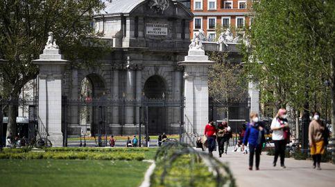 Madrid confina cinco zonas más y la incidencia baja hasta 17 puntos en una semana