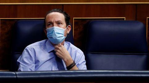 Iglesias recrea el drama de las dos Españas