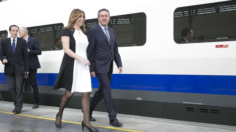 Sevilla-Málaga en 70 minutos: demandan a Fomento un AVE más caro, pero más seguro