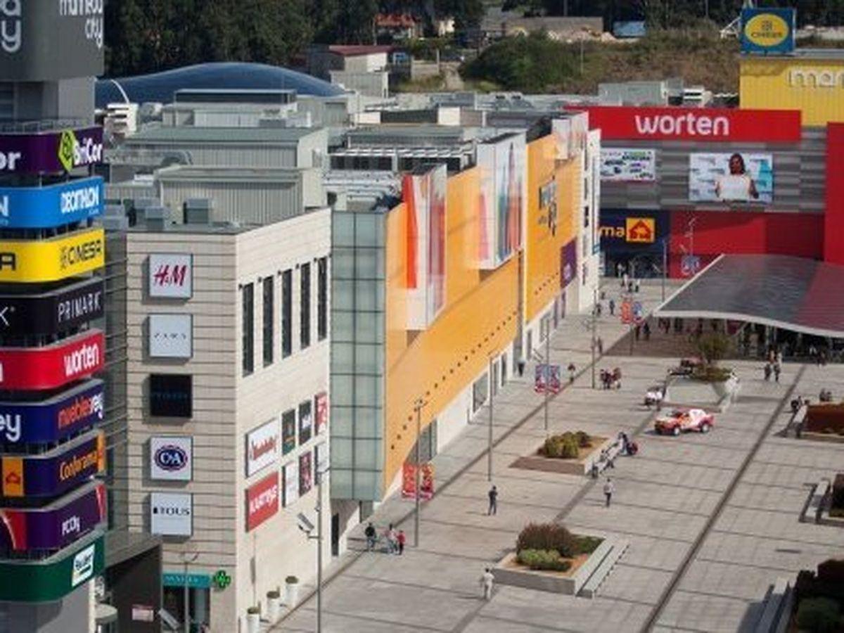 Foto: Centro comercial Marineda City, en Galicia