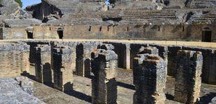 Post de La sevillana Itálica entra en la fase final para optar a Patrimonio de la Humanidad