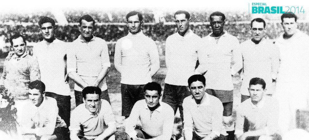 Foto: Uruguay '30: el Mundial de Nasazzi