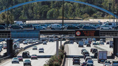 La limitación de la velocidad se mantendrá este domingo en Madrid