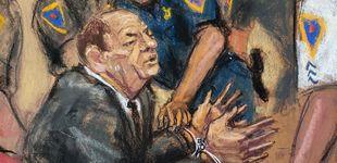 Post de Harvey Weinstein ingresa en el hospital por palpitaciones cardíacas tras el veredicto