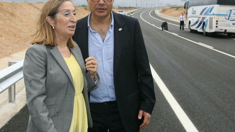 La ministra de Fomento, Ana Pastor (EFE)