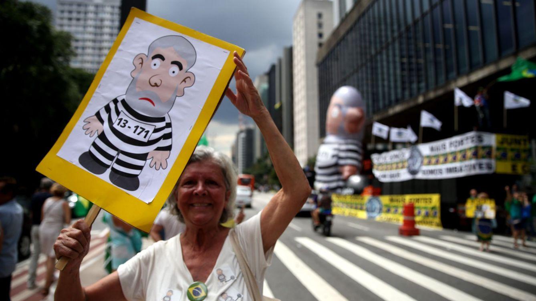 La Justicia brasileña condena por unanimidad a Lula da Silva por corrupción