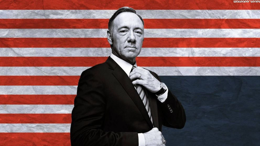 Kevin Spacey, al paro: Netflix cancela 'House of Cards' tras denuncia de acoso