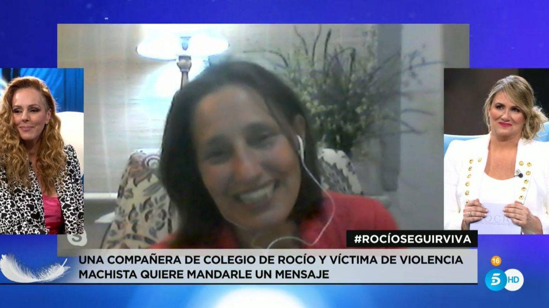 Marieta, la amiga de Rocío Carrasco. (Mediaset)