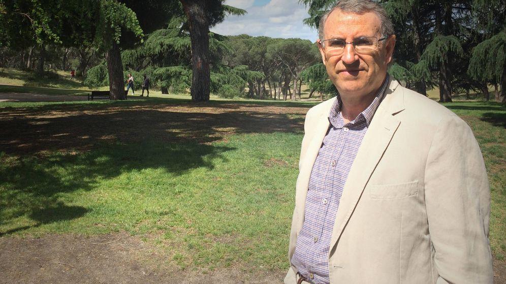 Foto: El economista Ángel Laborda. (EC)