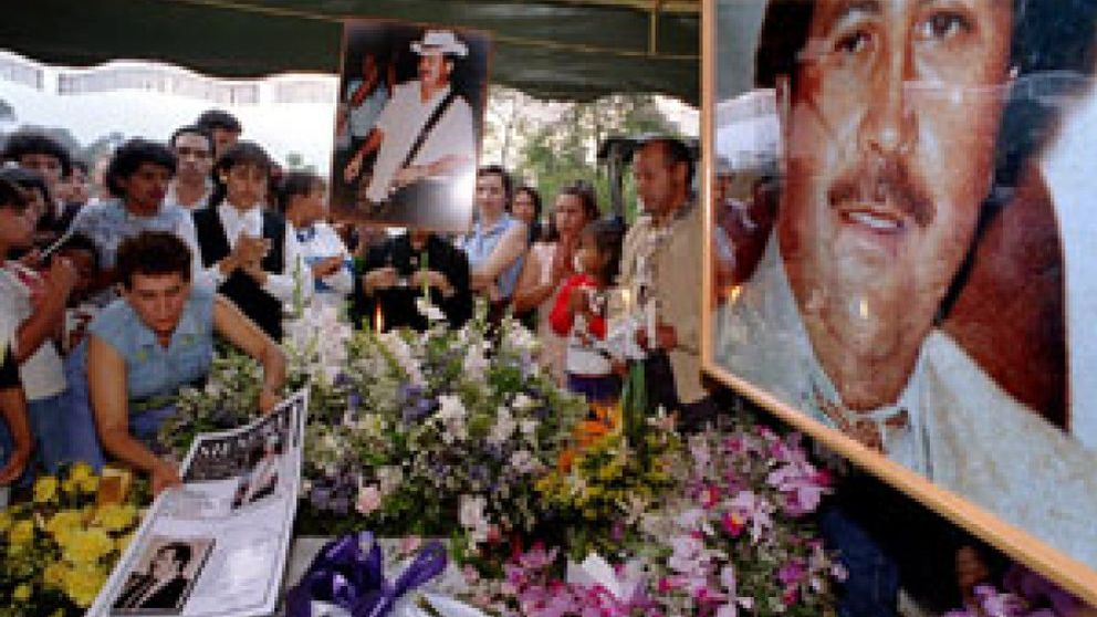 El capo Pablo Escobar quemó 2 millones de dólares para que su hija no tuviera frío