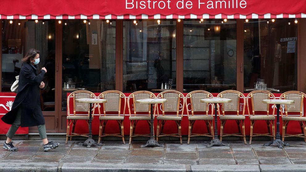 Francia prepara más restricciones ante el empeoramiento de sus cifras de coronavirus