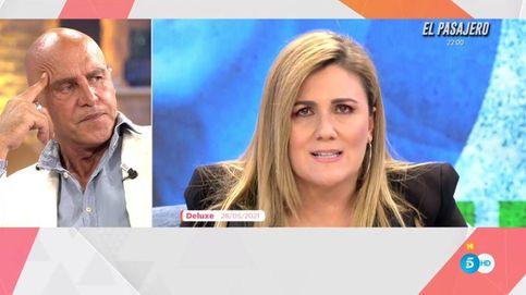 'Viva la vida': Matamoros contesta a Carlota atizando a 'Sálvame' y Telecinco