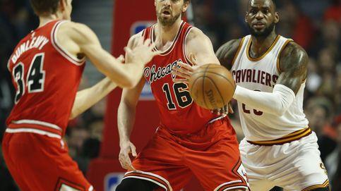 Cinco razones por las que los Bulls de Gasol se han quedado sin 'playoffs'