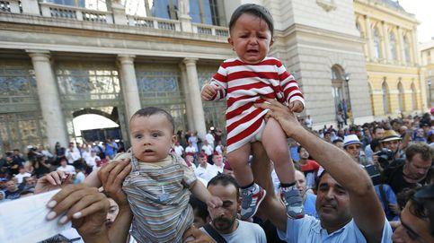 Los niños refugiados: héroes de un drama