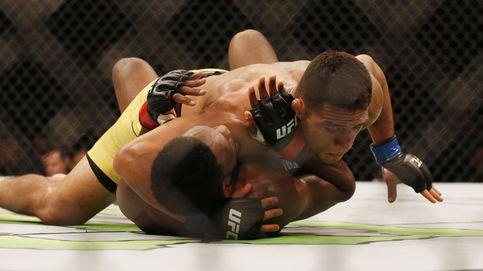 UFC Las Vegas 14: la decisión de Rafael dos Anjos y el tremendo KO de Khaos Williams