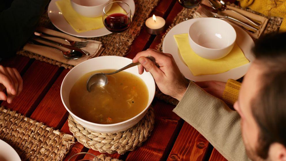Entra en calor: las mejores sopas para combatir las bajas temperaturas