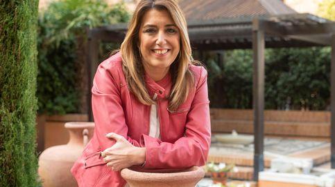 La joya (amuleto) de Susana Díaz en campaña que también querrá Teresa Rodríguez