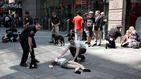 Un atropello múltiple en Times Square se salda con una fallecida y 22 heridos