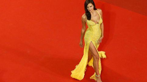 Irina deslumbra en Cannes