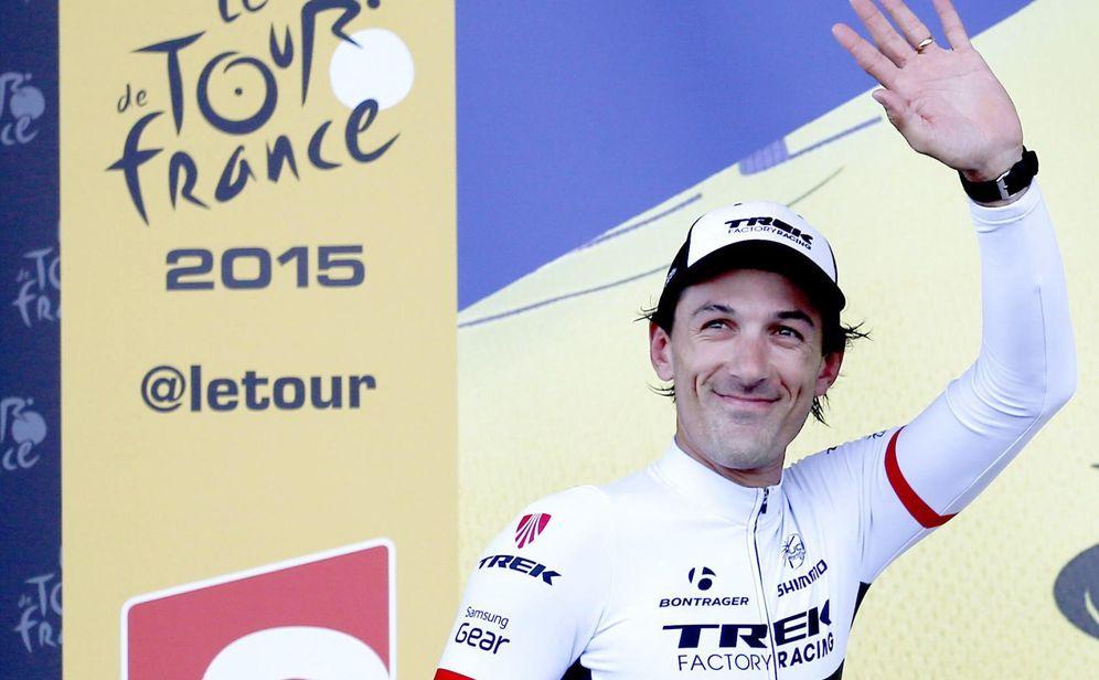 Foto: Fabian Cancellara anuncia que dejará el ciclismo cuando acabe 2016 (Efe).