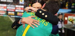 Post de Iker rememora los 10 años del beso a Sara y responde a los ataques: