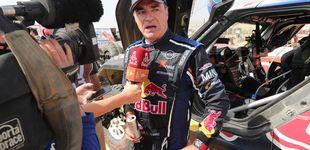 Post de Qué necesidad tenía Carlos Sainz y otras grandes historias españolas del Rally Dakar