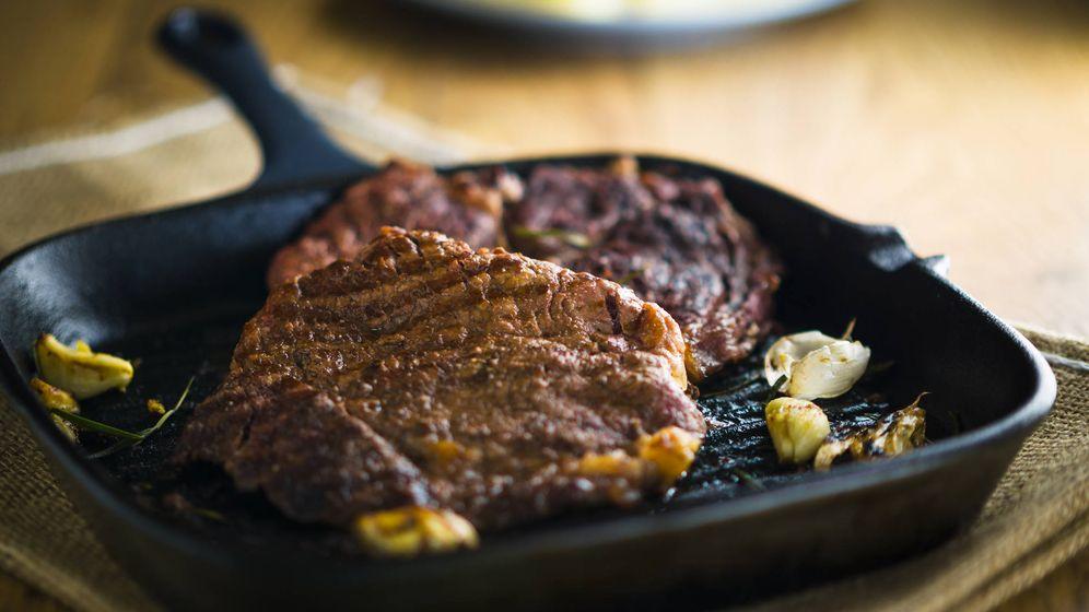Foto: El ajo y la carne te sentarán genial. (iStock)