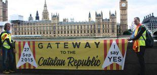 Post de Así corteja (con éxito) el independentismo catalán a la sociedad británica