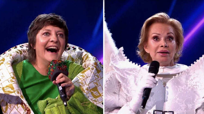Las redes sociales reaccionan a Eva Hache y Paloma San Basilio en 'Mask Singer'