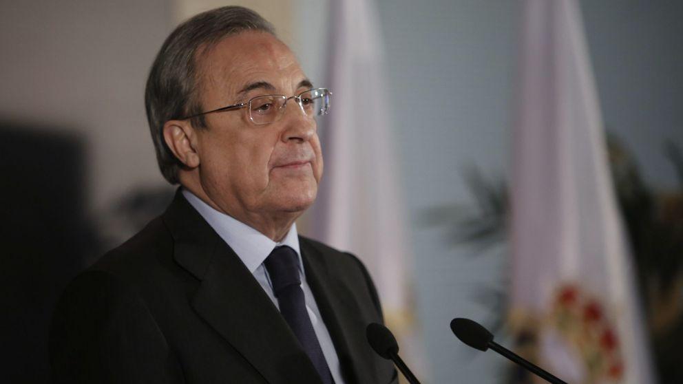 La FIFA tiene en vilo al Real Madrid y en el aire la gran revolución de Florentino