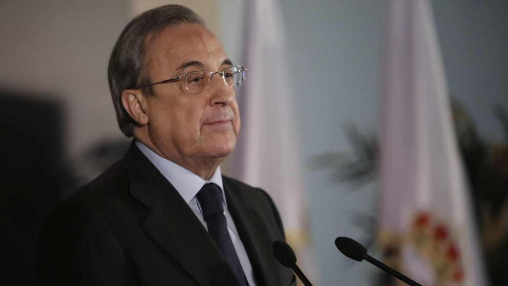 Florentino, un presidente asustado  porque todo lo que toca se incendia