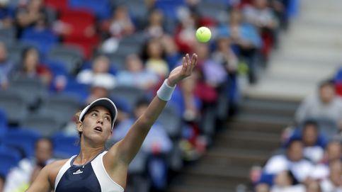 Garbiñe Muguruza alcanza las semifinales del Abierto de China