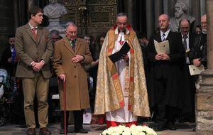 Westminster abre una puerta a Narnia