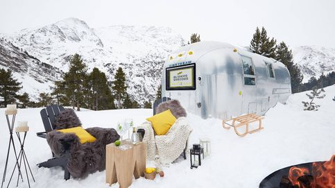 La última locura trendy le va a gustar a Elsa Pataky (y a ti): glamping en los Pirineos