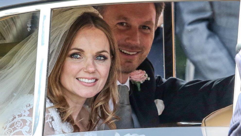 Geri Halliwell se casa entre la ausencia de muchas de sus compañeras de Spice Girls