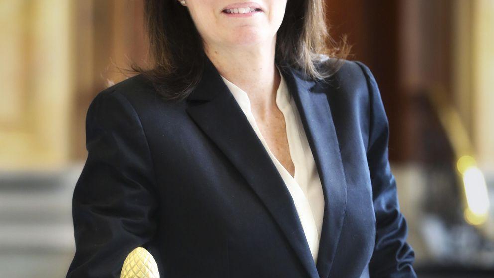 Cristina de Parias se perfila como presidenta de Catalunya Banc