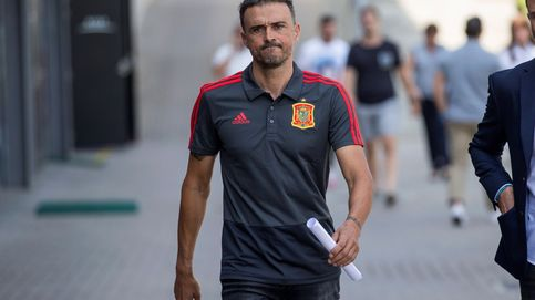 El cerebro de la España de Luis Enrique pasa por el Real Madrid y no por Koke