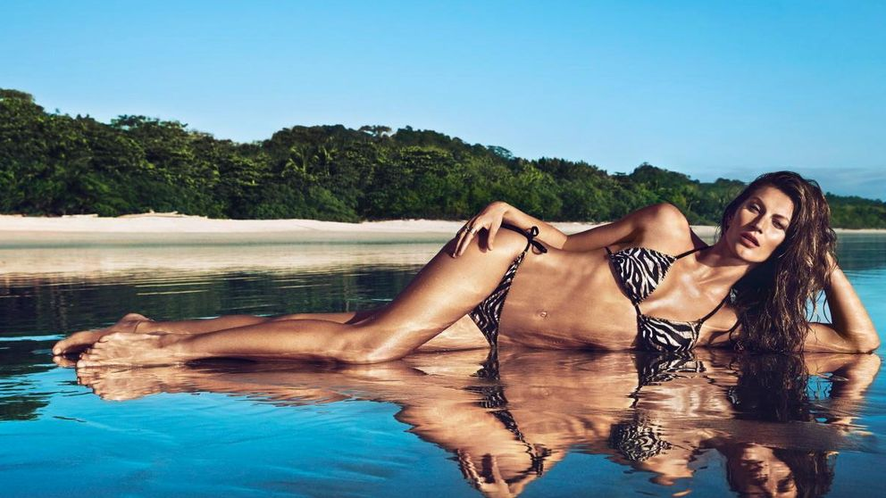 Instagram - Gisele Bündchen se desnuda ¿por última vez? para Vogue Brasil