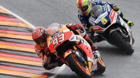 Continúa el debate sobre los neumáticos intermedios en MotoGP