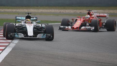 Nadie puede con Hamilton, pero Vettel mete miedo: Sainz saldrá 11º y Alonso 13º
