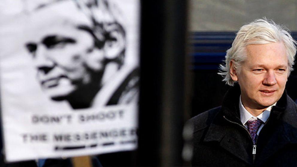 Las 'amistades peligrosas' de Julian Assange y el presidente ecuatoriano Rafael Correa