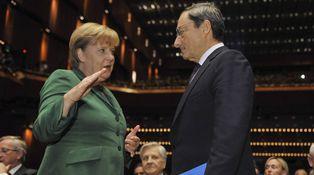 Peligro de tercera recesión en Europa