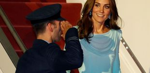 Post de Guillermo y Kate en Pakistán: primera imagen, primer homenaje a Diana