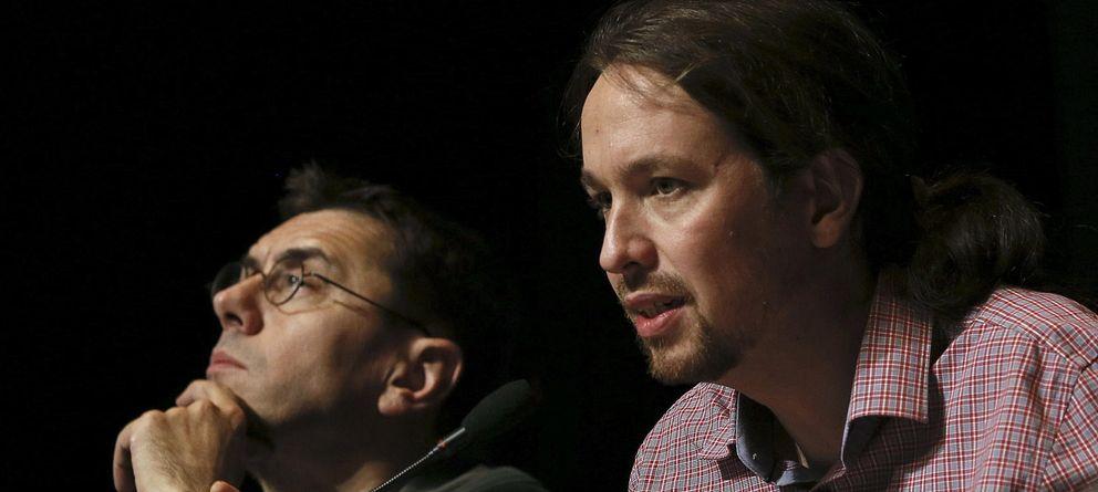 Foto: Podemos o el lado oscuro de la política