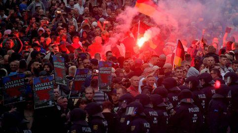 ¿Por qué es la antigua Alemania Oriental un avispero ultraderechista?