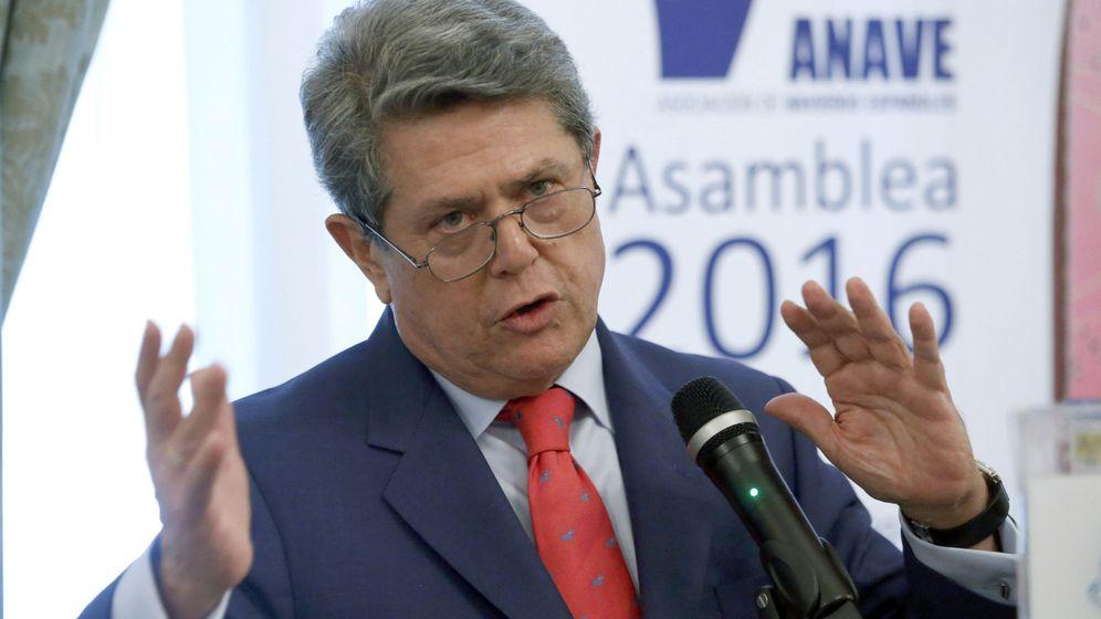 Foto: El embajador de España en Reino Unido, Federico Trillo. (EFE)